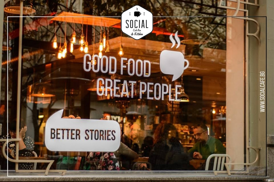 SOCIAL - Cafe bar & kitchen
