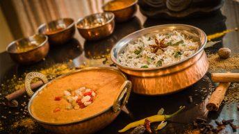 традиционни ястия в Индийски ресторант Kohinoor