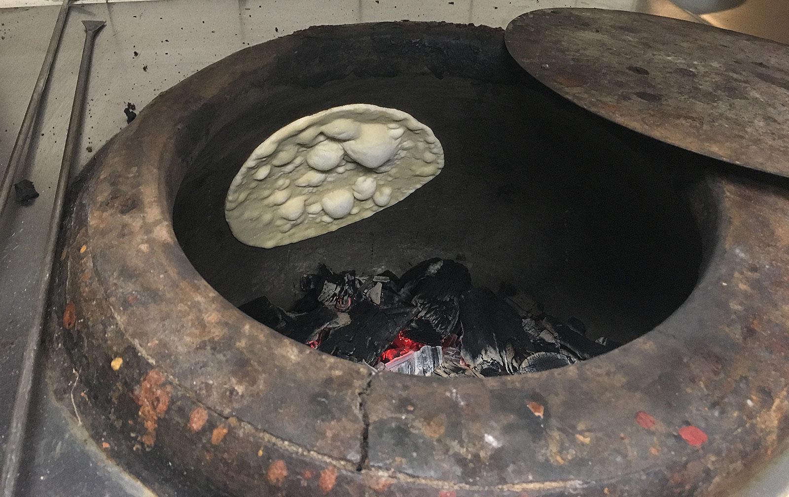 Тандури в Кохинор