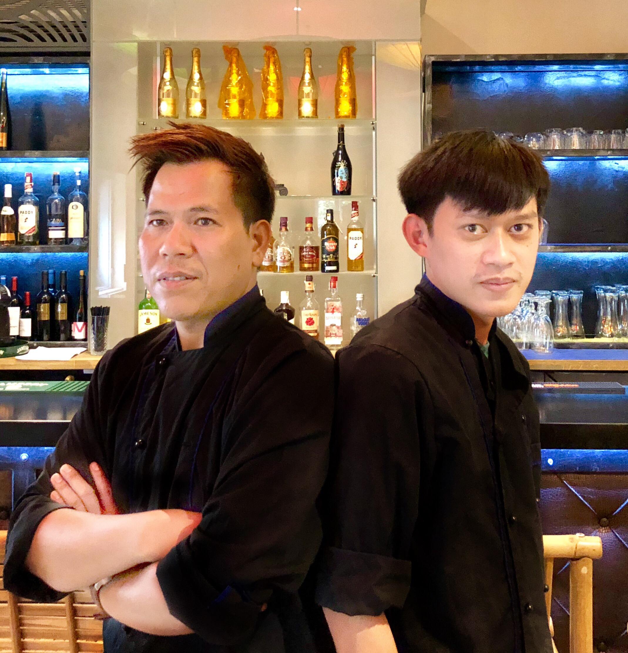 Готвачите в Royal Thai