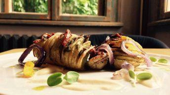 растителна фюжън кухня от ресторант Соул Кичън