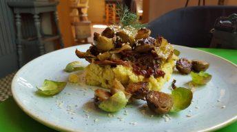 растителна фюжън кухня – vegetarian restaurant Soul Kitchen Sofia