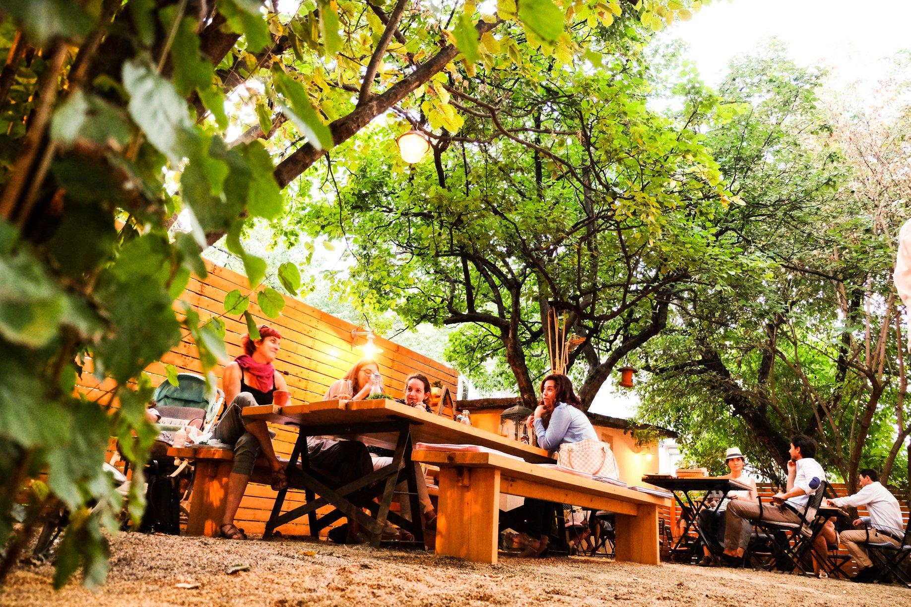 Градината на Соул Китчън – растителна фюжън кухня