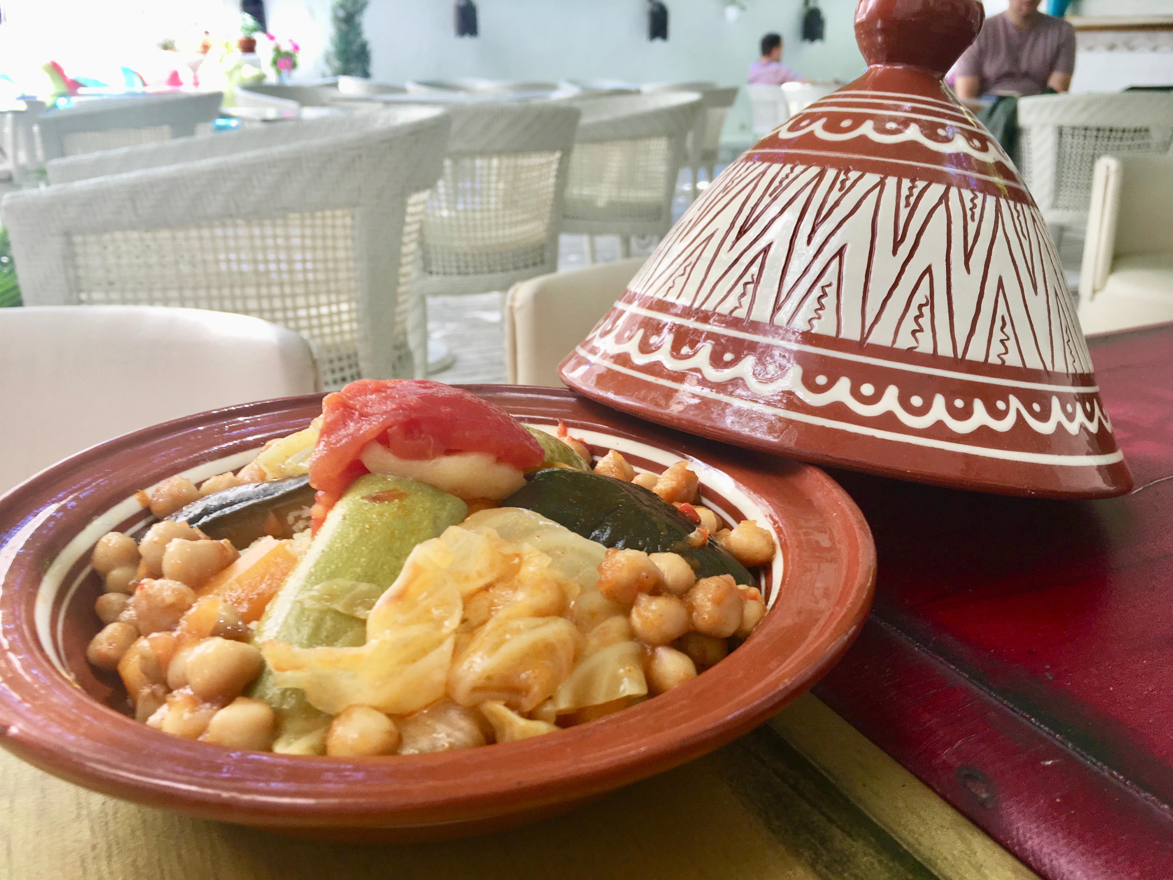 Тажин в Annette марокански ресторант – София