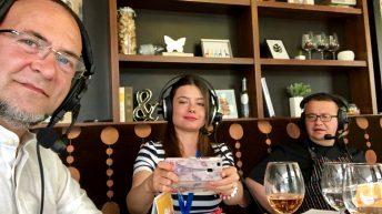 Ники Коев и Олга Добрева гостуват на Ресторант Ив - Sofia Restaurant Week