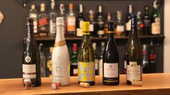 вино от Bibendum по време на ChefsTable във френски ресторант L'Instant