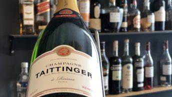 прословутото шампанско вино taittinger