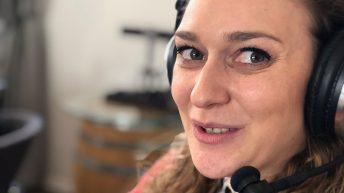 Петя Зунгорлиева във френски ресторант L'Instant