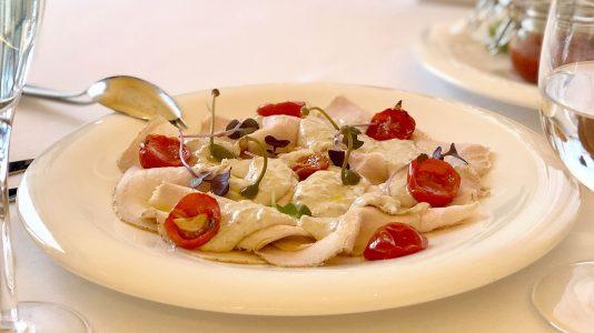 Свинско с риба тон – италиански ресторант La Terrazza