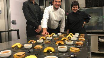 Десертите на Antoine Verhaest в L'Instant