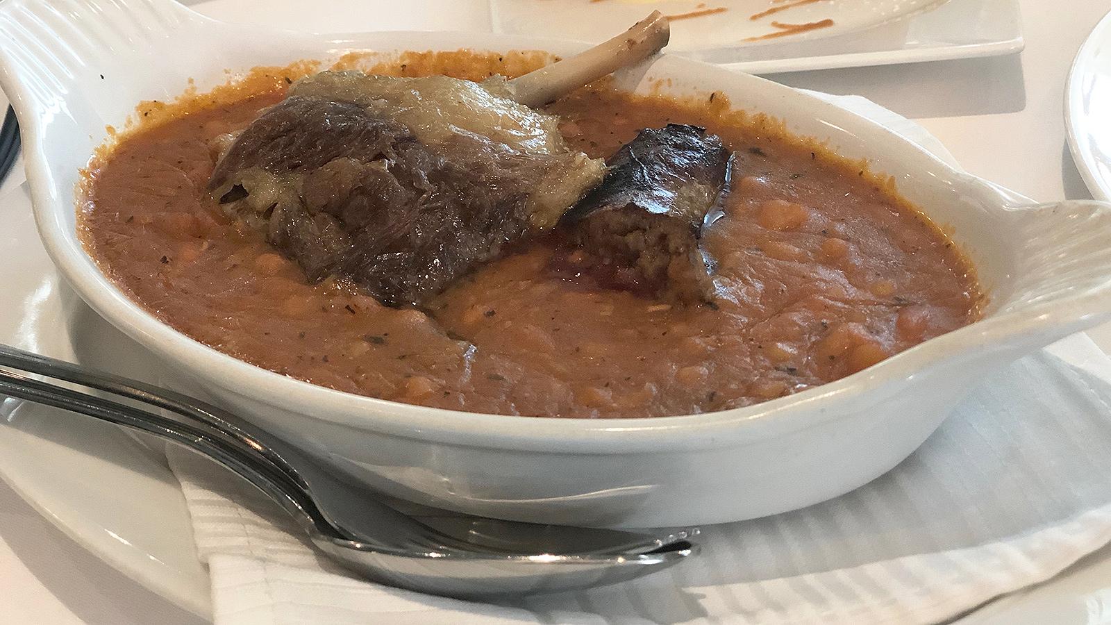 Касуле от шеф Пламен Европейски в ресторант The Restaurant