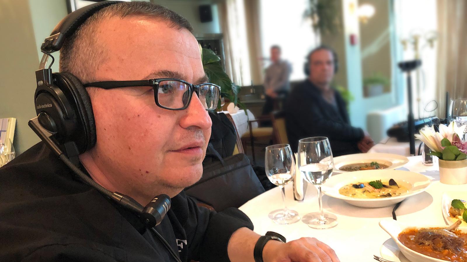 шеф Пламен Европейски споделя визията си за ресторант The Restaurant пред Ники Коев