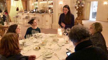 Винаги е увлекателно да се разговаря за хубаво вино