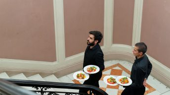 Mastercard Priceless DInner in the Palace