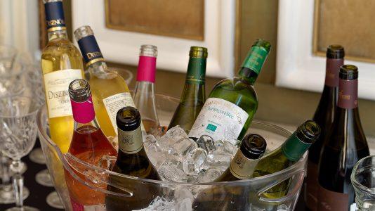 Виното за царската вечер бе от Seewines